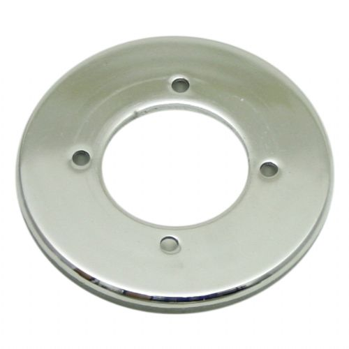 "Micro Base Plate 120mm (4.75"") - Chrome"